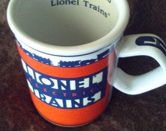 Mug-Lionel Train -choo choo