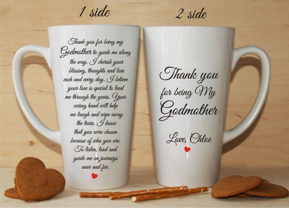 Godmother Gift Goddaughter Gift Long Distance Gift: Godmother Gift-Christening Gift-Baptism Gift-Christening