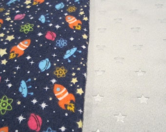 Out of this World Baby Blanket