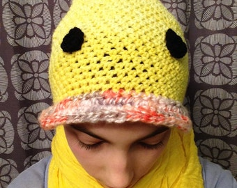 Duck-billed Cap