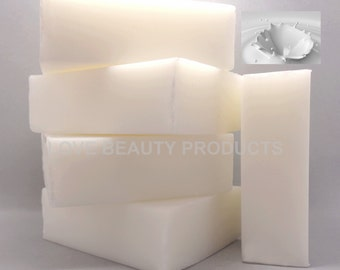 5 x Natural Goats Milk Soap 100gm Bars (Fragrance Free) Australian Made - High Quality