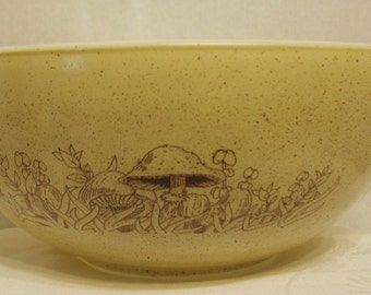 """10"""" Cinderella Mixing Bowl #443 in Forest Fancies by Pyrex"""