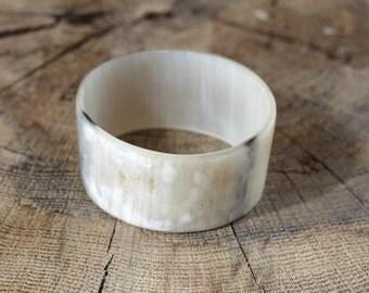 Genuine Horn bracelet