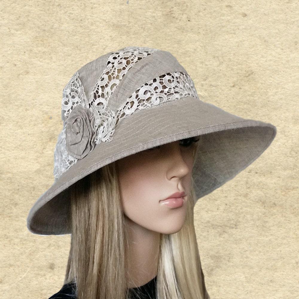 summer suns hats travel womens hats linen sun hat by