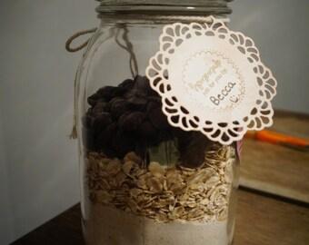 Organic Lactation Cookie Mix