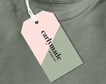 Product Label, Clothing Tags, Business Tags, Hang Tag custom clothing label, Custom Price Tag, Custom Favor Tag, Custom Clothing Tag, labels