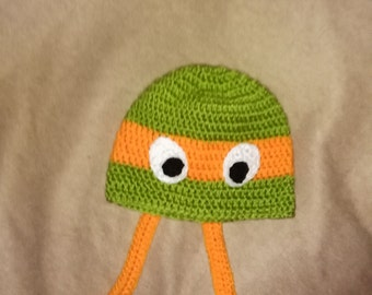 Teenage Mutant Ninja Turtle stocking hat