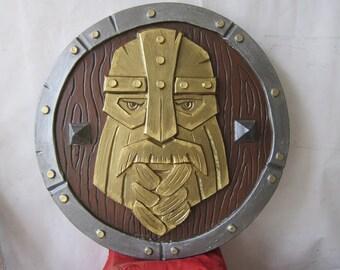 Dwarf LARP round shield (foam)