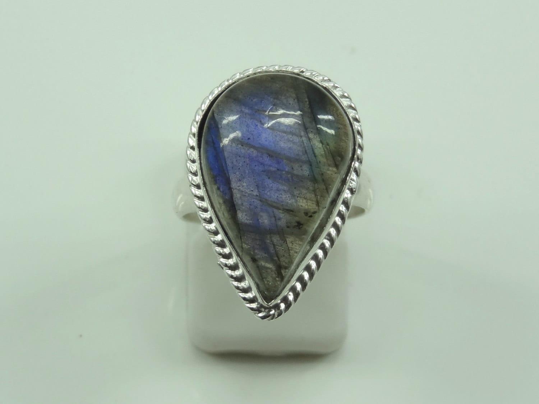 labradorite ring silver ring ring silver labradorite