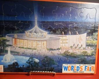 1964-1965 New York World's Fair Puzzle