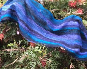 Blue seas...scarf