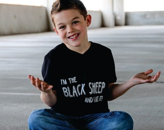 I'm The Black Sheep And I Like It