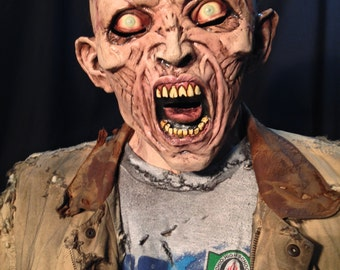 Street Guy Sal Life Size Poseable Zombie Prop