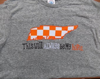 Tennessee Volunteers shirt