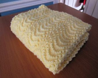 Beautiful Baby Blanket for gift or for your own baby.
