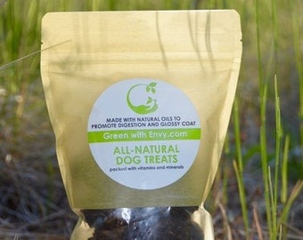 All Natural Dog Treats-- 20% of all Dog Treat sales will be donated to Friends for Life Animal Rescue in Gilbert, Arizona.