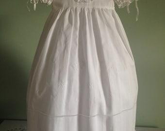 Cristina Christening Gown