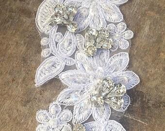 Flatback Rhinestone Embellishment Button,Swarovski Beading, Supplies DIY wedding bridal,3 pc