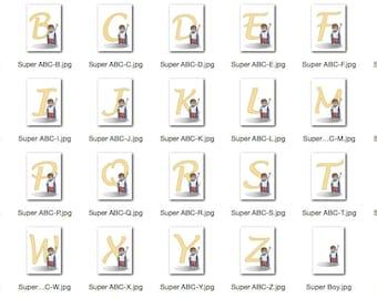 ABC Super- ABC's