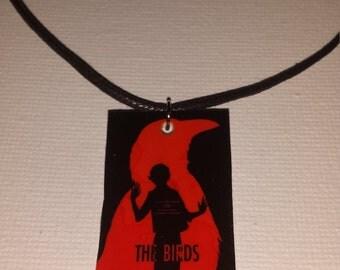 Handmade The Birds Necklace