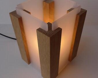 Handmade Bedside Lamp