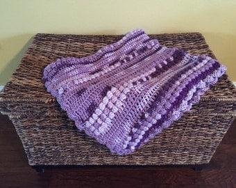 Cozy Crocheted Child's Blankie