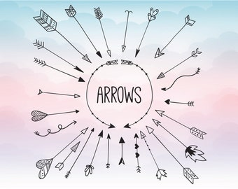 Arrow svg clipart - Arrow Monogram Svg Circle Arrow Svg Monogram Frame - circle arrow vector heart arrow digital download svg, png, dxf, eps