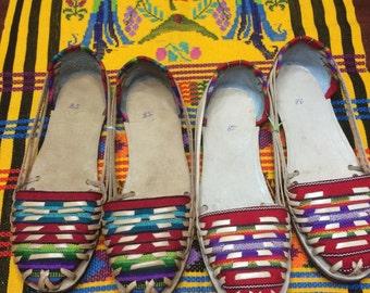 Huarache Sandal Size 38