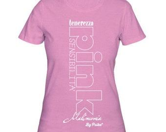 "T-shirt ""PINK"""