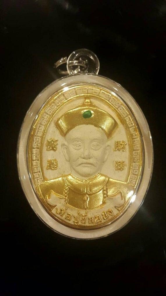 Thai gambling amulet