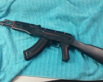 Airsoft AK-47 Redline - skin from CS: GO