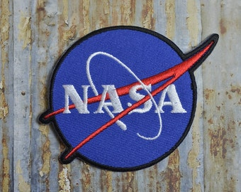 blue nasa astronaut wings patches - photo #3