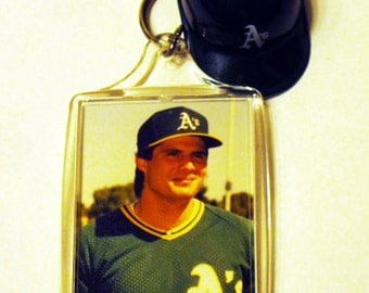 Jose Canseco Key Chain