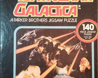 Battlestar Galactica puzzle