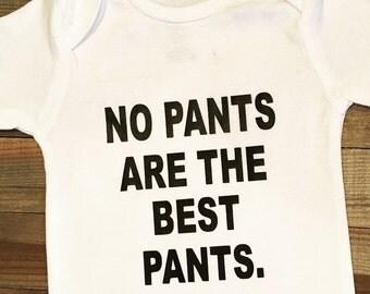 No Pants.