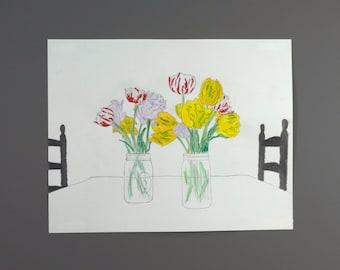 Tulips (Edition #2)