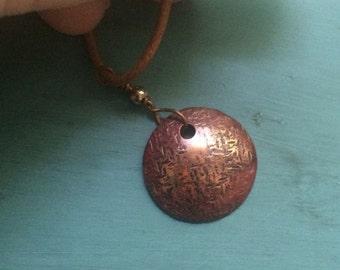 Copper Disk