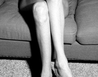 Photo vogue, black and white, girl, fashion, magazine, vogue, photographie de mode, shooting, fashion photography