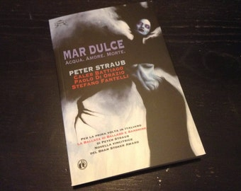 MAR DULCE - (Italian Edition) - Book signed by one of the Author
