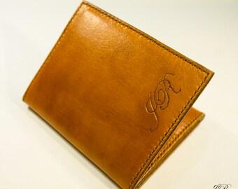 Minimalist Trifold Wallet