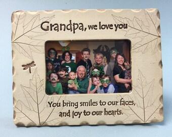 Grandpa Frame, Grandpa gift, best Grandpa gift