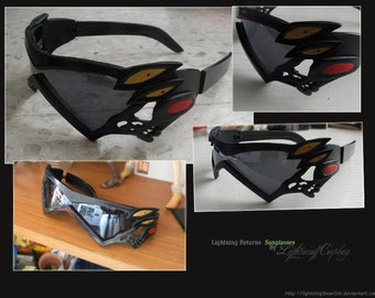 Lightning Farron's sunglasses from LIGHTNING RETURNS : final fantasy xiii