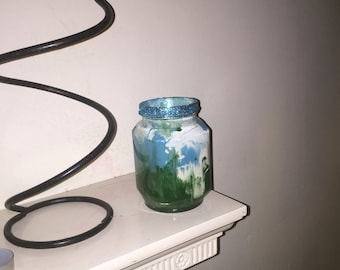 Decorative jar