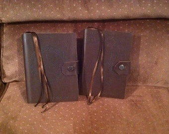 Leather Scripture Covers