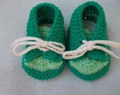 CROCHET PATTERN, Baby pattern, Baby Shoes pattern, Crochet Baby Booties, Sneakers baby pattern