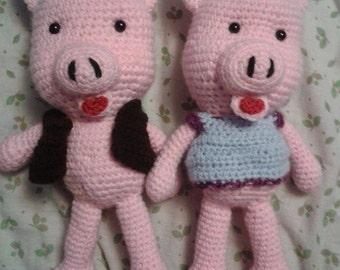 Fancy Piggies