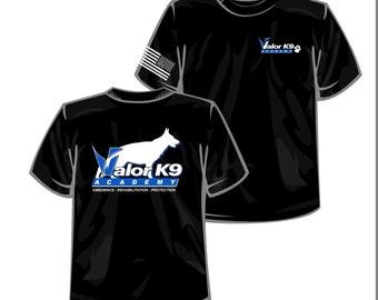 Valor K9 T-Shirts