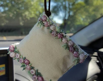 Car/ home air freshener, essential oils, aromatherapy, anellietherapia