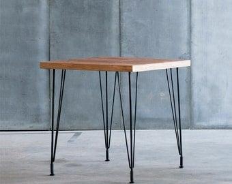 Reclaimed Teak Cafe Table