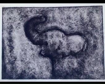 Happy Elephant Prints